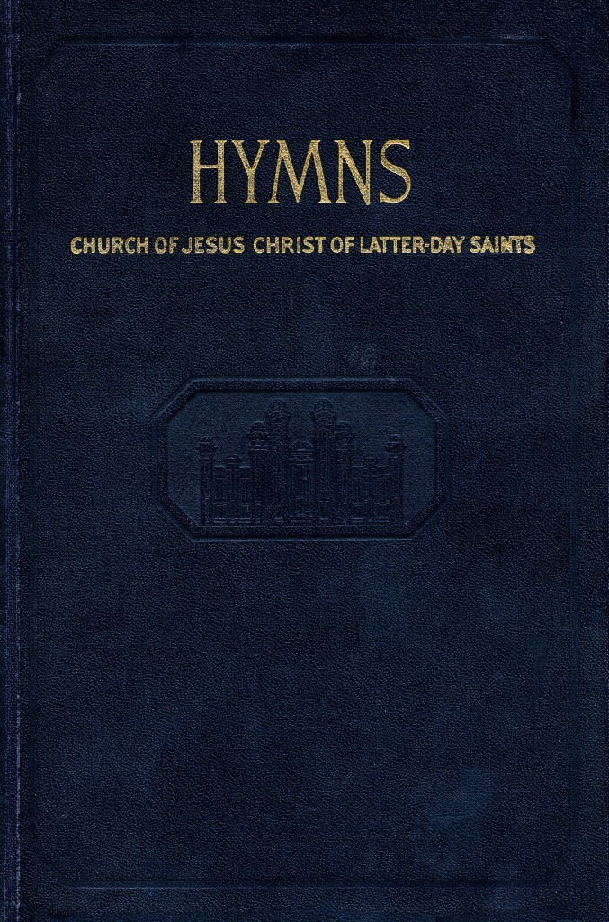 When I was growing up, we had many copies of this older hymnal.  My father preferred the arrangements and selection of hymns it offered.